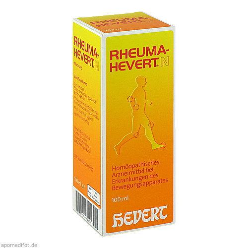 Rheuma-Hevert N, 100 ML, Hevert Arzneimittel GmbH & Co. KG