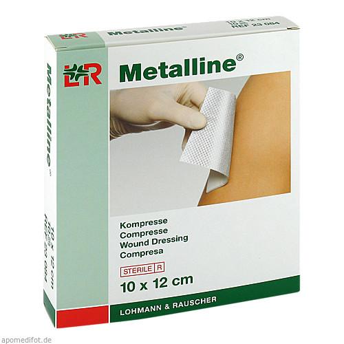 METALLINE KOMPR STER 10x12, 10 ST, Lohmann & Rauscher GmbH & Co. KG