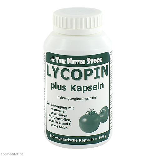 Lycopin 6mg plus, 200 ST, Hirundo Products
