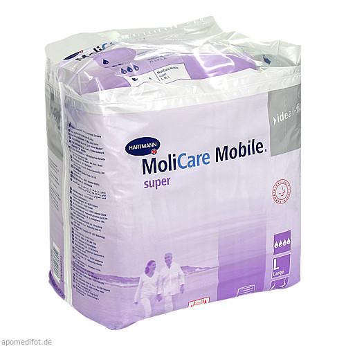 MOLICARE Mobile Super Inkontinenz Slip Gr.3 large, 14 ST, PAUL HARTMANN AG