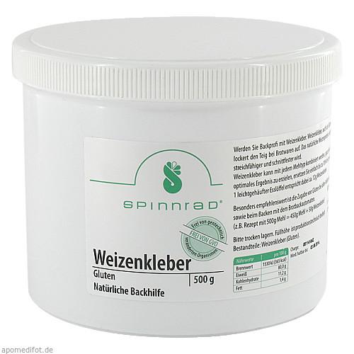Weizenkleber HT, 500 G, Spinnrad GmbH