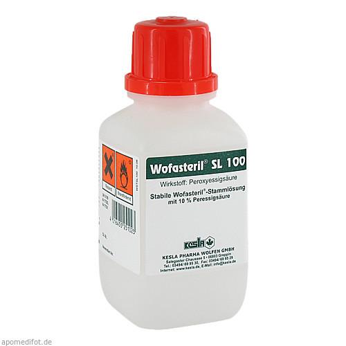 Wofasteril SL 100 10%, 250 ML, Kesla Pharma Wolfen GmbH