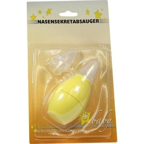 NASENSEKRETABSAUGER gelb, 1 ST, Dr. Junghans Medical GmbH