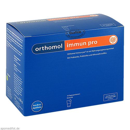 ORTHOMOL Immun Pro Granulat, 14 ST, Orthomol pharmazeutische Vertriebs GmbH