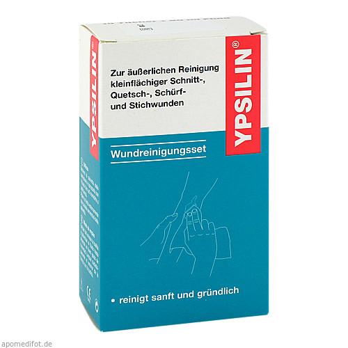 YPSILIN Wundreinigungsset klein, 1 ST, Holthaus Medical GmbH & Co. KG