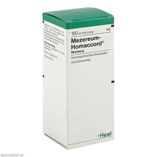 MEZEREUM HOMACCORD, 100 ML, Biologische Heilmittel Heel GmbH