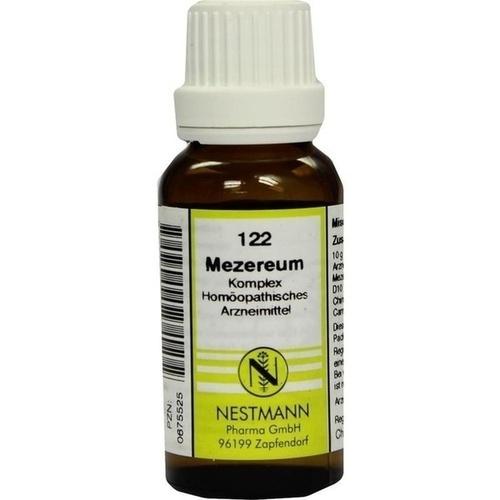 MEZEREUM KOMPL NESTM 122, 20 ML, Nestmann Pharma GmbH