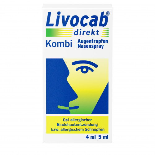 Livocab direkt Kombi 4ml AT + 5ml NS, 1 P, Johnson & Johnson GmbH