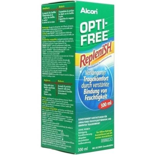 Optifree Replenish, 300 ML, Alcon Pharma GmbH