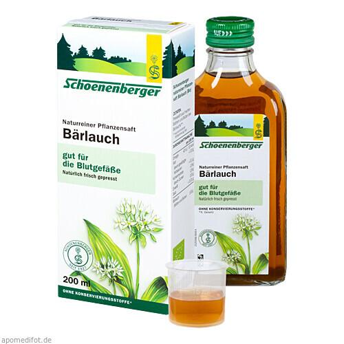 BAERLAUCHSAFT SCHOENENBERGER, 200 ML, Salus Pharma GmbH