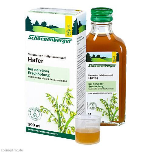 HAFERSAFT SCHOENENBERGER, 200 ML, Salus Pharma GmbH