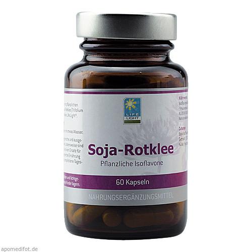 SOJA-ROTKLEE ISOFLAVONE, 60 ST, Apozen Vertriebs GmbH