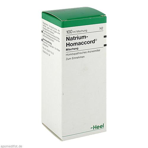 NATRIUM HOMACCORD, 100 ML, Biologische Heilmittel Heel GmbH