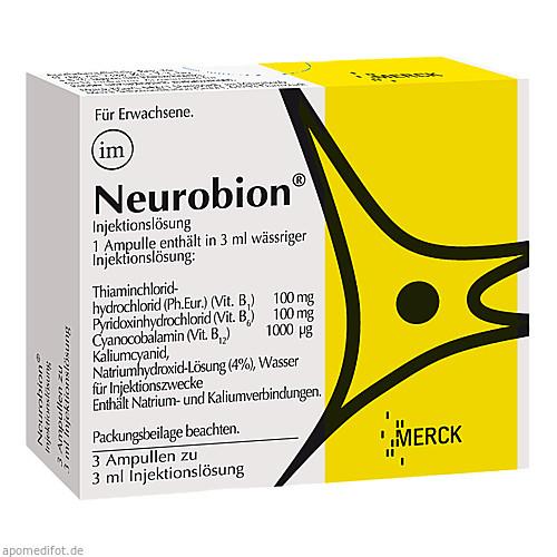 NEUROBION, 3X3 ML, P&G Health Germany GmbH