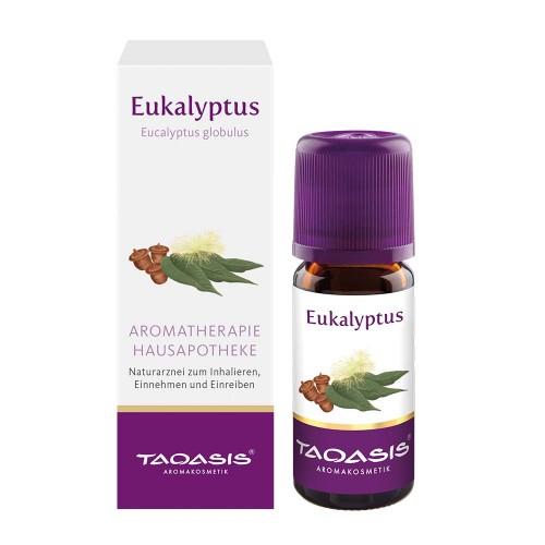 Eukalyptus Öl Arzneimittel, 10 ML, Taoasis GmbH Natur Duft Manufaktur