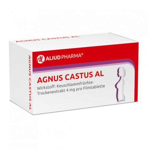 Agnus castus AL, 100 ST, Aliud Pharma GmbH