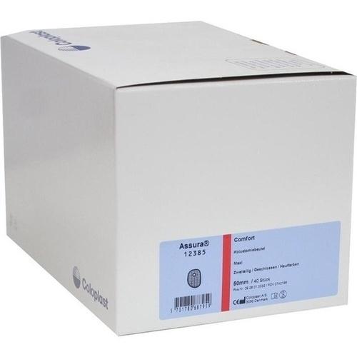 Assura Comfort 2-tlg Kolo12385Maxi haut m.Fil 50mm, 40 ST, Coloplast GmbH