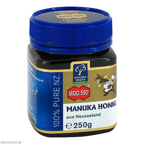Neuseeländischer Manuka Honig