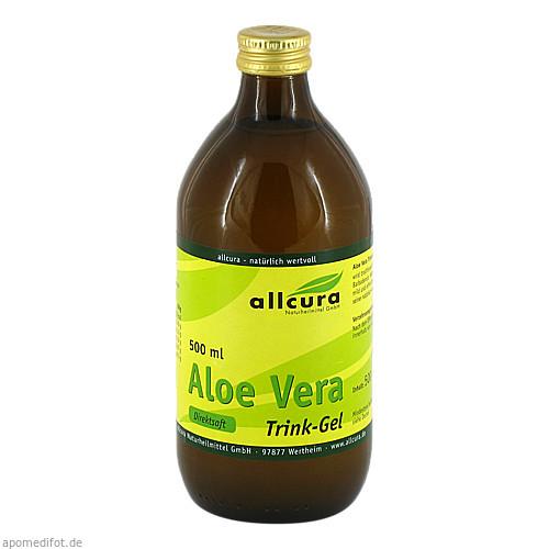 Aloe Vera Trink Gel, 500 ML, Allcura Naturheilmittel GmbH