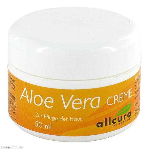 Aloe Vera Creme, 50 ML, Allcura Naturheilmittel GmbH