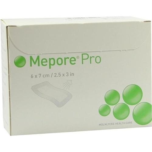 MEPORE Pro steril 6x7cm, 60 ST, Mölnlycke Health Care GmbH