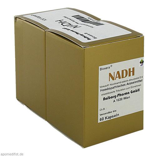 NADH, 120 ST, Diamant Natuur GmbH