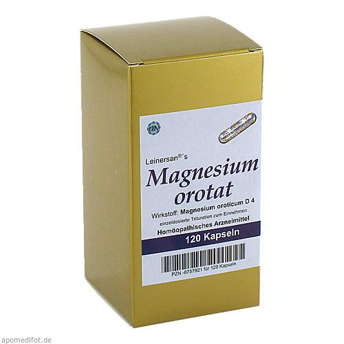Magnesiumorotat, 120 ST, Diamant Natuur GmbH