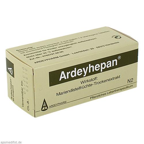 Ardeyhepan, 60 ST, Ardeypharm GmbH