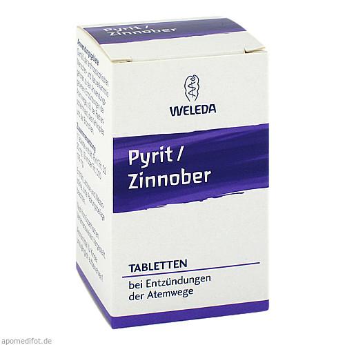 Pyrit Zinnober, 80 ST, Weleda AG