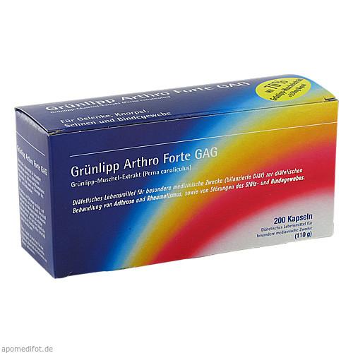 Grünlipp Athro Forte GAG, 200 ST, Canina Pharma GmbH