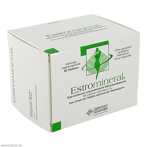 Estromineral, 90 ST, MEDA Pharma GmbH & Co.KG