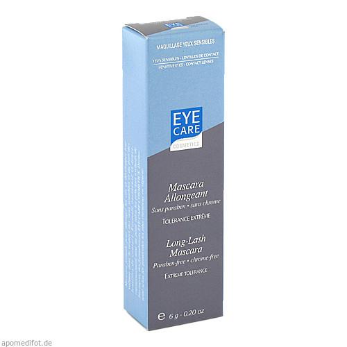 Eye Care Mascara Wimpernverlängernd tiefschwarz, 6 G, Eye Care