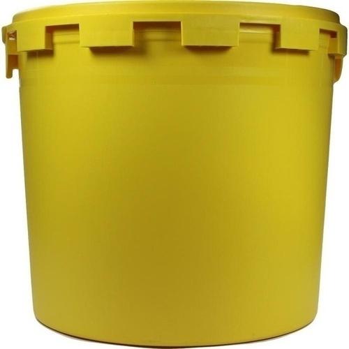 Kanüleneimer 5L gelb, 1 ST, Brinkmann Medical Ein Unternehmen der Dr. Junghans Medical GmbH