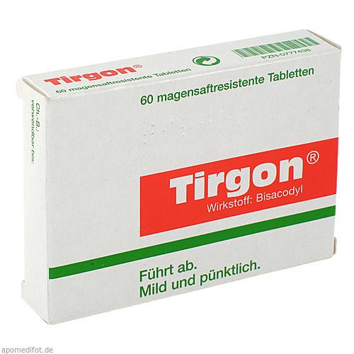 TIRGON, 60 ST, Recordati Pharma GmbH