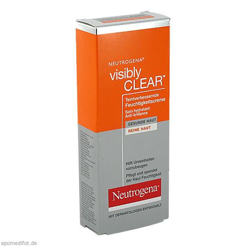 Neutrogena Visibly Clear Feucht.-Creme, 50 ML, Johnson&Johnson Gmbh-Chc