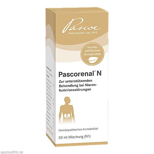 Pascorenal N, 50 ML, Pascoe Pharmazeutische Präparate GmbH