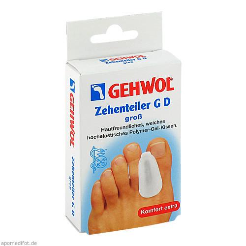 GEHWOL Zehenteiler G groß, 3 ST, Eduard Gerlach GmbH