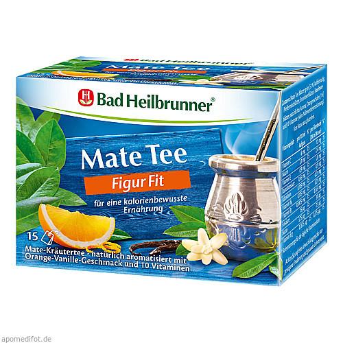 Bad Heilbrunner Mate Tee Figur Fit, 15X1.8 G, Bad Heilbrunner Naturheilmittel GmbH & Co. KG