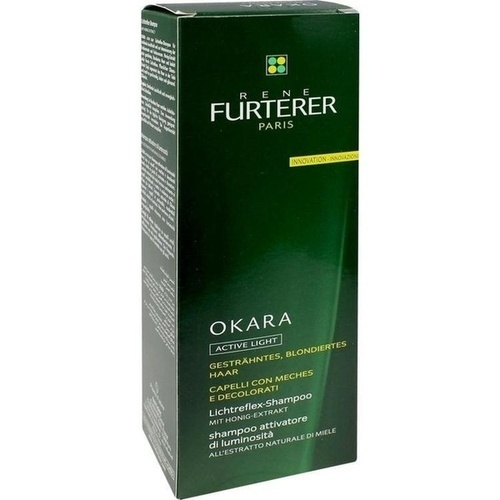 Furterer Okara Lichtreflex-Shampoo, 200 ML, Pierre Fabre Pharma GmbH