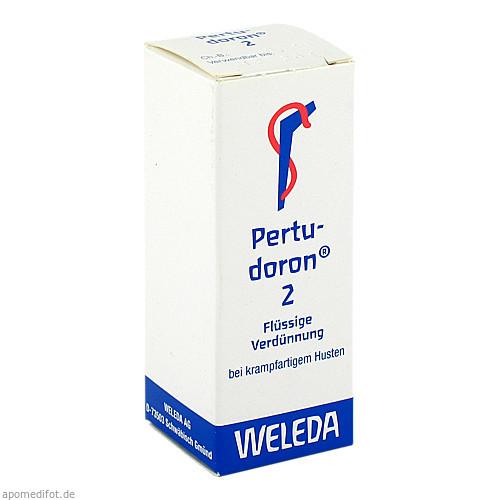 PERTUDORON 2, 20 ML, Weleda AG