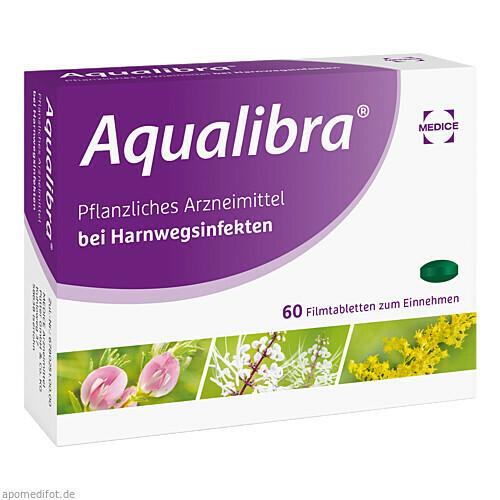 AQUALIBRA, 60 ST, Medice Arzneimittel Pütter GmbH & Co. KG