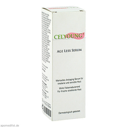 Celyoung Age Less Serum, 30 ML, KREPHA GmbH & Co.KG
