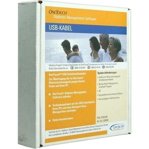 USB INTERFACE KABEL, 1 ST, LifeScan Deutschland GmbH