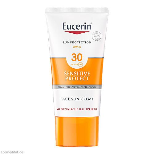 Eucerin Sun Creme LSF30, 50 ML, Beiersdorf AG Eucerin