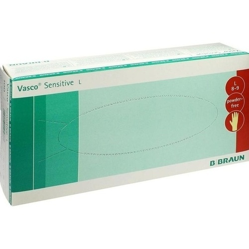 Vasco Sensitive L UH, 100 ST, B. Braun Melsungen AG