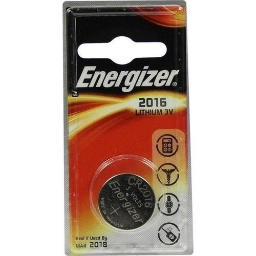 Energizer Lithium CR2016 Batterie, 1 ST, Wellneuss GmbH & Co. KG