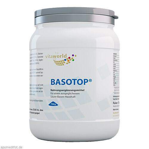 Basotop Balance Basenpulver, 750 G, Vita World GmbH