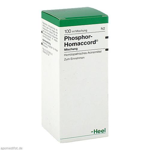PHOSPHOR HOMACCORD, 100 ML, Biologische Heilmittel Heel GmbH