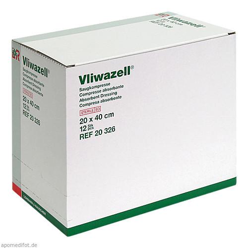 VLIWAZELL STER 20x40, 12 ST, Lohmann & Rauscher GmbH & Co. KG