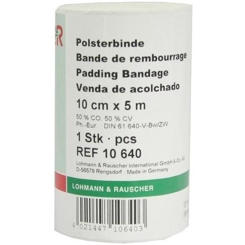 POLSTERBIN A VERB WA 10cmX5m, 1 ST, Lohmann & Rauscher GmbH & Co. KG